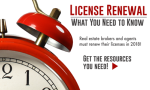 Real Estate License Renewal – What You Need to Know