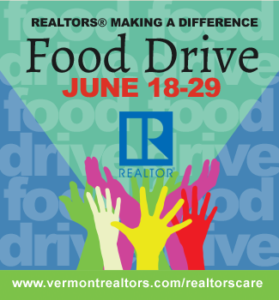 Statewide Realtor® Food Drive