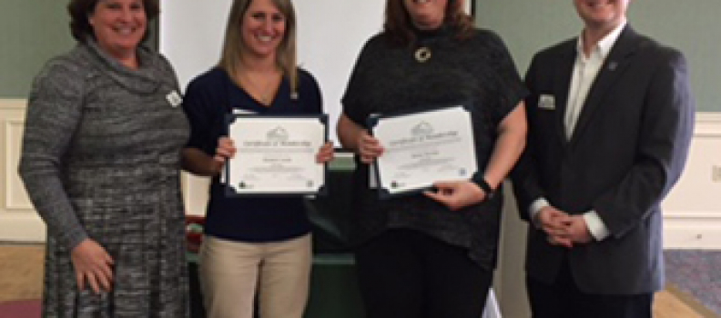 GMAR Inducts New Members