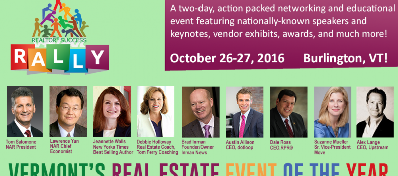 Join Us for the VR Realtor® Success Rally!