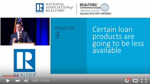 NAR 2015 Residential Economic Issues & Trends