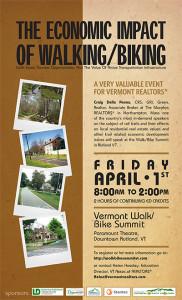 Vermont Walk/Bike Summit
